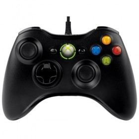 Microsoft Wired Controller - Xbox360 (USA)