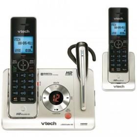 VTech LS6475-3 DECT 6.0 Cordless Phone (2 Handsets)