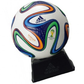 adidas 2014 Brazuca FIFA World Cup Mini Ball