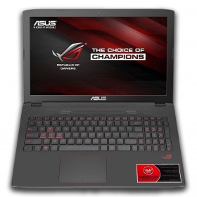 "NOTEBOOK(USA) - ASUS - Core i7 - SSD256GB - HDD2TB - 16GB - 17.3"" - DVD - Win10"