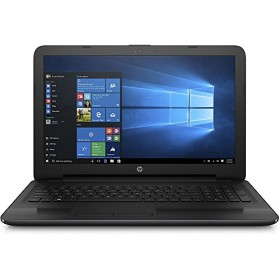 "HP Business Notebook, AMD A6-7310 Quad-Core 2.0GHz, 8GB DDR3, 128GB SSD, 802.11ac, Bluetooth, Win10H, Gray, 15.6"" HD"