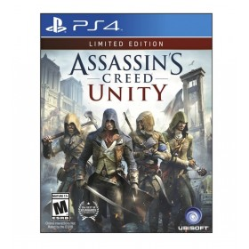 Assassin's Creed Unity *Limited Edition* - PS4 (USA)