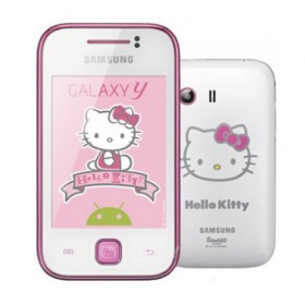 SAMSUNG Galaxy Y Hello Kitty (S5360)