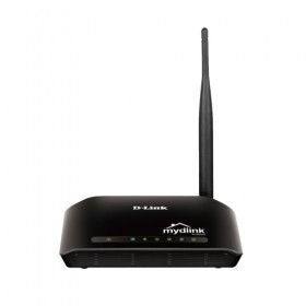 D-Link Wireless Home Broadband Router 150 Mbps (DIR-600L)
