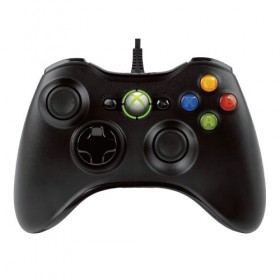 Microsoft Xbox 360 Wired Controller (USA)