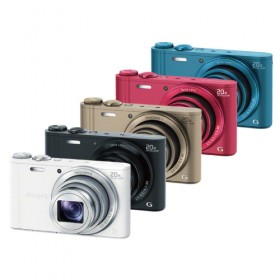 Digital Camera - SONY Cyber-shot DSC-WX300 (JAPAN)