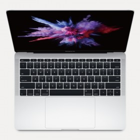 Notebook - Apple MacBook Pro Retina 13.3 (i5-2.0GHz, 8GB, SSD256GB, Non-TouchBar) *2016* - Silver