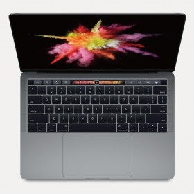 Notebook - Apple MacBook Pro Retina 13.3 (i5-2.9GHz, 8GB, SSD256GB, TouchBar) *2016* - SpaceGray