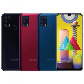 Smartphone SAMSUNG Galaxy M31 (6GB/128GB) - Factory Unlocked