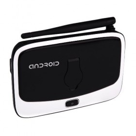 Android MINI PC - Q7S TV BOX with Remote Camera