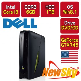 Desktop - Dell Alienware X51 (AX51R2-1438BK)