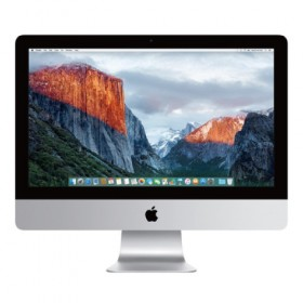 "Desktop - Apple iMac 21.5"" MK142J/A (2015)"