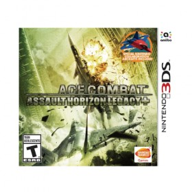 Ace Combat Assault Horizon Legacy + - 3DS (USA)