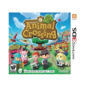 Animal Crossing: New Leaf - 3DS (USA)