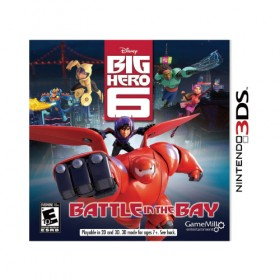 Big Hero 6 - 3DS (USA)