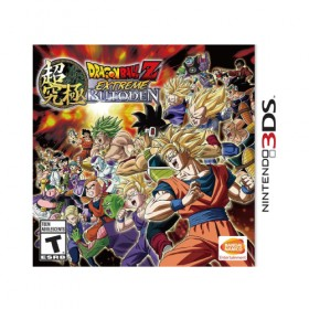 Dragon Ball Z: Extreme Butoden - 3DS (USA)