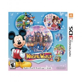 Disney Magical World - 3DS (USA)
