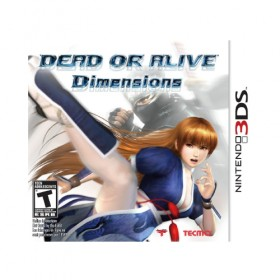 Dead or Alive Dimensions - 3DS (USA)
