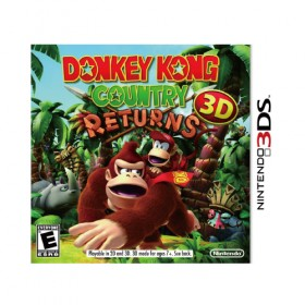 Donkey Kong Country Returns 3D - 3DS (USA)