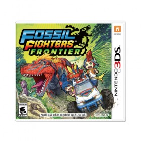 Fossil Fighters Frontier - 3DS (USA)