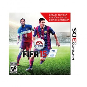 FIFA 15 *Standard Edition* - 3DS (USA)