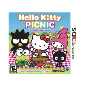 Hello Kitty Picnic - 3DS (USA)