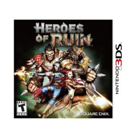 Heroes of Ruin - 3DS (USA)