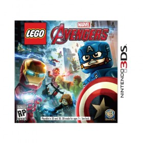 LEGO Marvel's Avengers - 3DS (USA)
