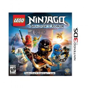 LEGO Ninjago: Shadow of Ronin - 3DS (USA)