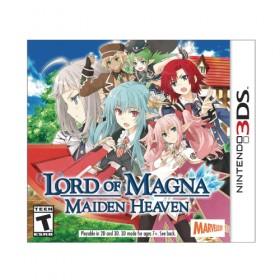 Lord of Magna: Maiden Heaven - 3DS (USA)