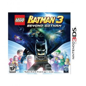 LEGO Batman 3: Beyond Gotham - 3DS (USA)