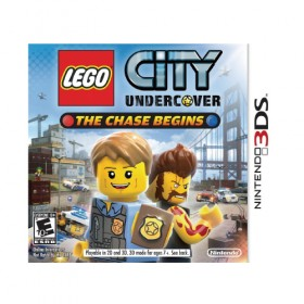 LEGO City Undercover: The Chase Begins - 3DS (USA)
