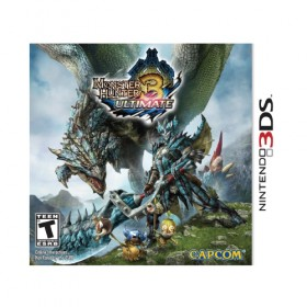 Monster Hunter 3 Ultimate - 3DS (USA)