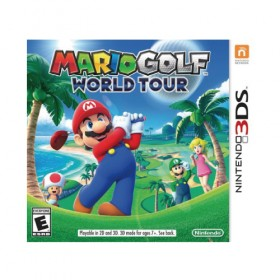 Mario Golf: World Tour - 3DS (USA)