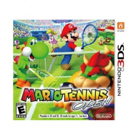 Mario Tennis Open - 3DS (USA)