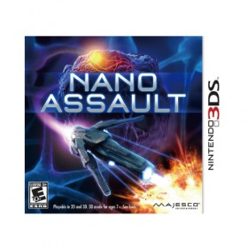 Nano Assault - 3DS (USA)