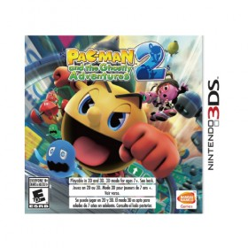 PAC-MAN and the Ghostly Adventures 2 - 3DS (USA)