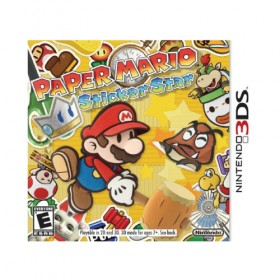 Paper Mario: Sticker Star - 3DS (USA)