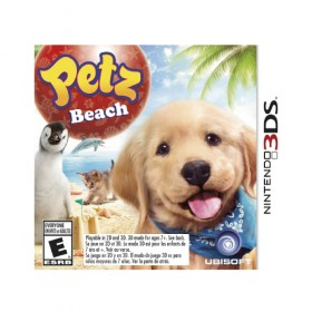 Petz Beach - 3DS (USA)