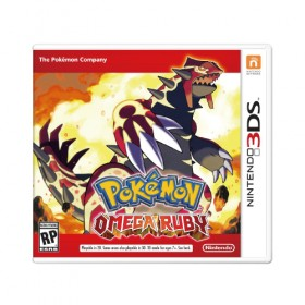 Pokemon Omega Ruby - 3DS (USA)