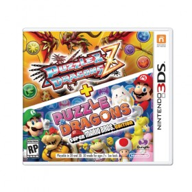 Puzzle & Dragons Z + Puzzle & Dragons Super Mario Bros. - 3DS (USA)