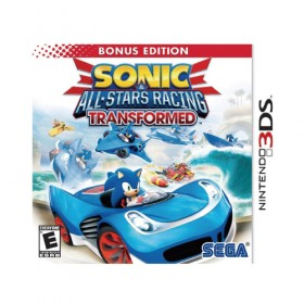 Sonic and All-Stars Racing Transformed Bonus Edition - 3DS (USA)