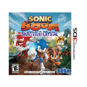 Sonic Boom: Shattered Crystal - 3DS (USA)