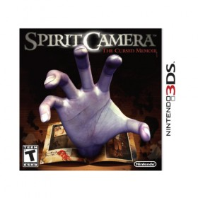 Spirit Camera: The Cursed Memoir - 3DS (USA)