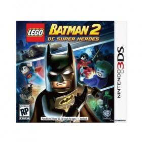 LEGO Batman 2: DC Super Heroes - 3DS (USA)