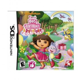 Dora the Explorer: Dora's Big Birthday Adventure - DS (USA)