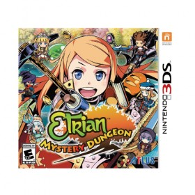 Etrian Mystery Dungeon - 3DS (USA)