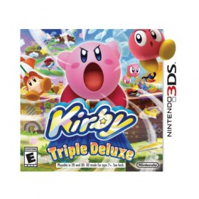 Kirby Triple Deluxe - 3DS (USA)