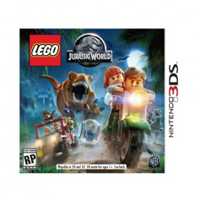 LEGO Jurassic World - 3DS (USA)