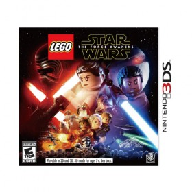 LEGO Star Wars: The Force Awakens - 3DS (USA)